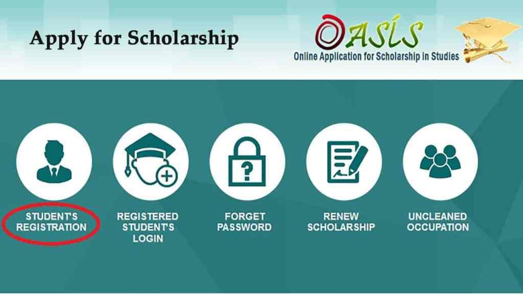 Cómo solicitar las becas Oasis 2020 en www.oasis.gov.in
