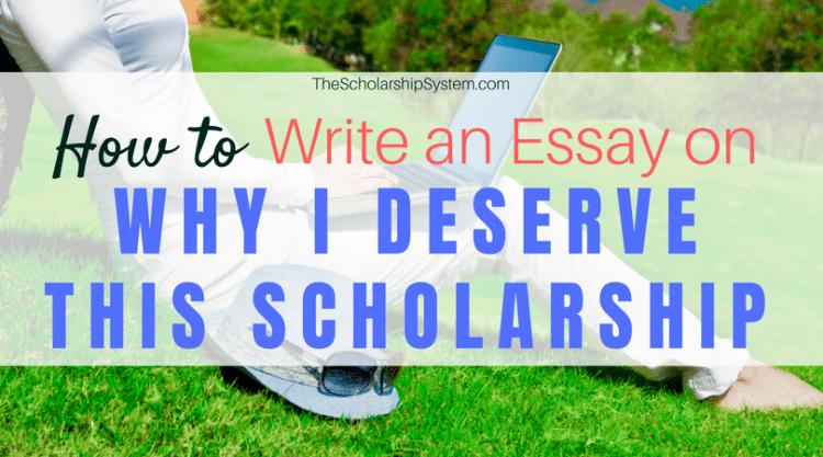 Scholarship essay help forum