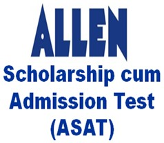 Allen Kota Scholarship Test Fees