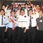 Gamuda Scholarship for Malaysian Students
