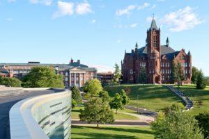 Syracuse University social work