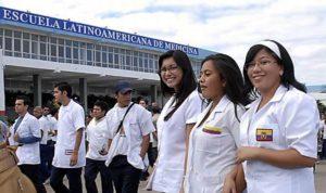 cuba medical scholarship for medicine