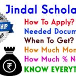 Jindal scholarship 2020