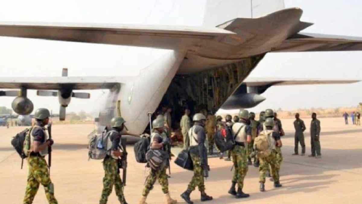 Nigerian Air Force: Recruitment, Portal, Exams, Courses in