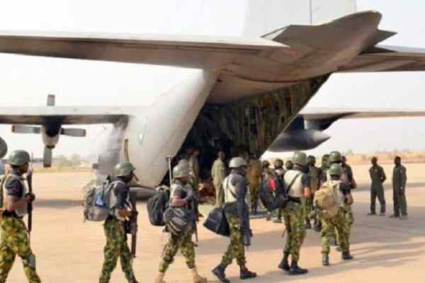 nigerian air force recruitment portal course