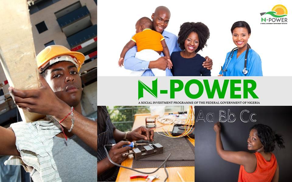 Reclutamiento de N-Power 2020 | npvn.npower.gov.ng/my profile