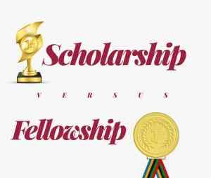 scholarship-vs-fellowship-graduate-research-program