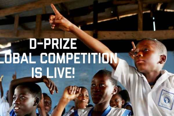 D-Prize Challenge 2020 Prize for Social Entrepreneurs to fight Poverty