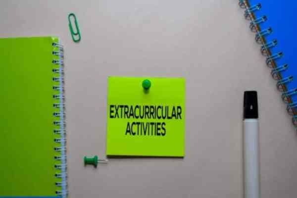 College extracurricular activities