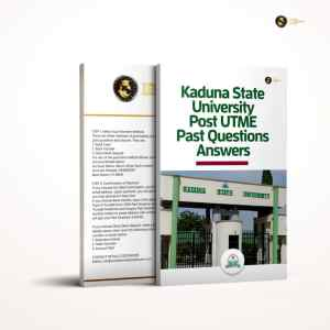 kaduna-post-utme-past-question