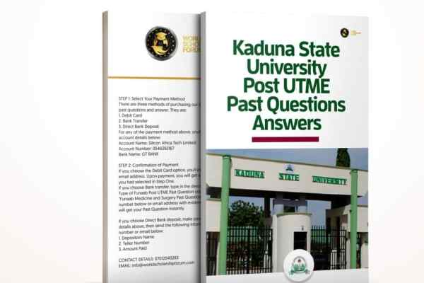 kaduna-post-utme-past-question