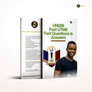 unizik-post-utme-past-question-answers