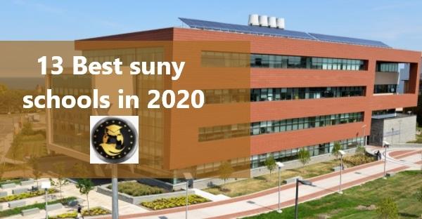 13 Best suny schools in 2020