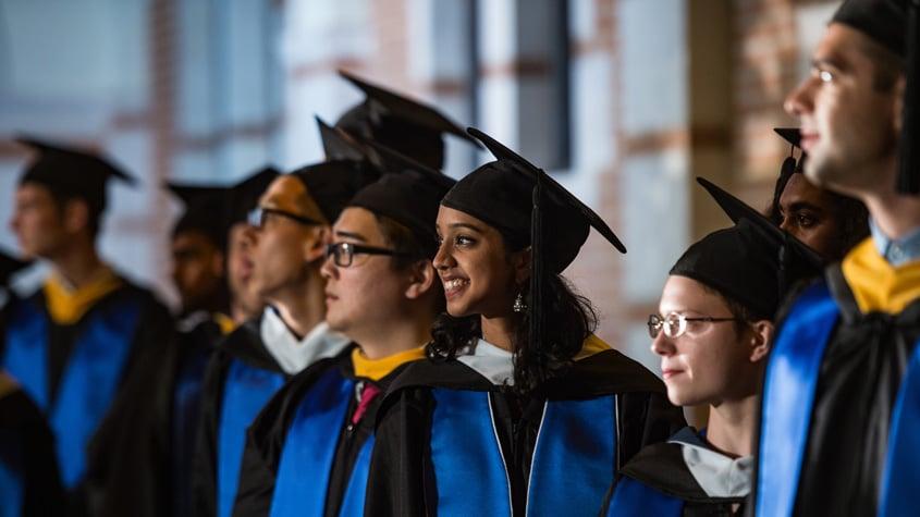 International merit awards at Rice University 2020
