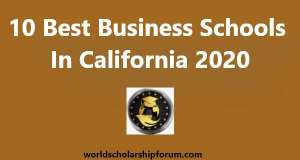 best business schools in california