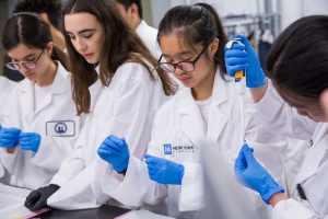 medical internship for high school students