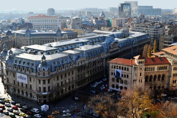 Best Universities in Romania