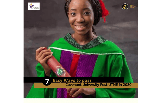 how-to-pass-covenant-university-post-utme