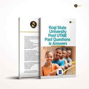 kogi-state-university-past-question-answers