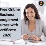 Cursos gratuitos de gestión empresarial en línea con certificado