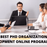 13 Best PhD Organizational Development Online Program 2020
