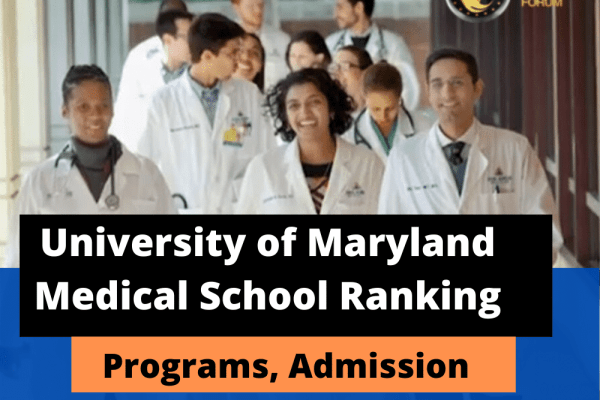 University of Maryland Medical School ADMISSION