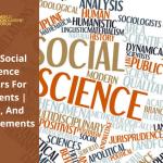 Mejores especialidades en ciencias sociales