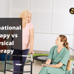 Terapeuta ocupacional vs fisioterapeuta