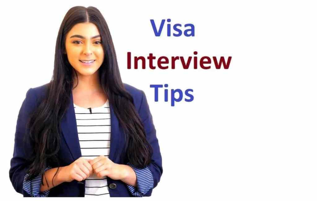 Top 7 Success Tips for Your Student Visa Interview 2020