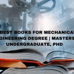 Los mejores libros para el título de ingeniería mecánica _ Maestría, pregrado, doctorado