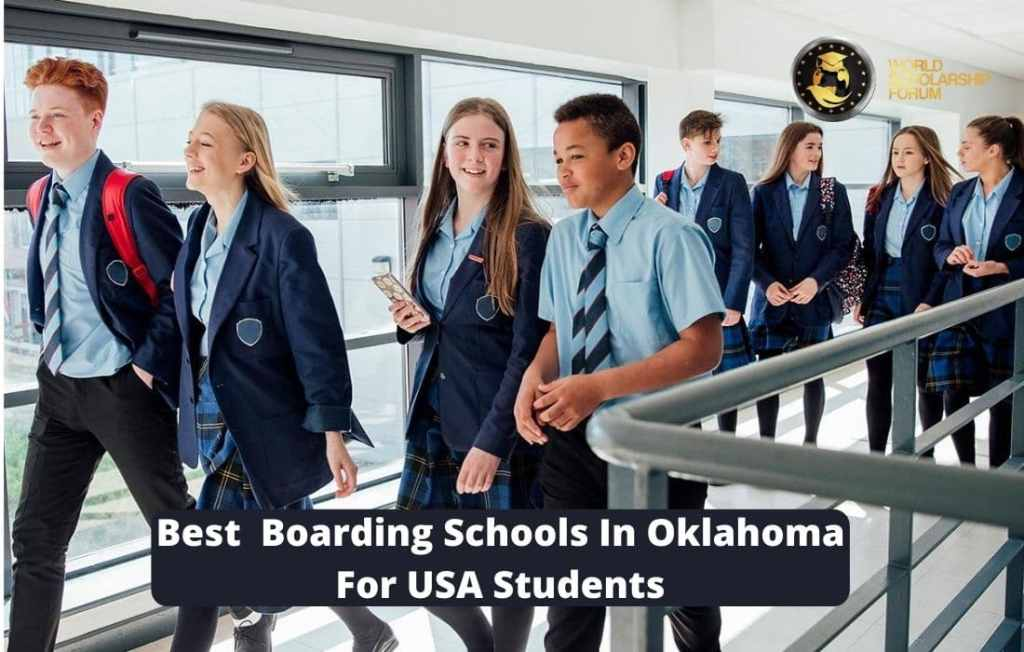 Best  Boarding Schools In Oklahoma For USA Students 2020