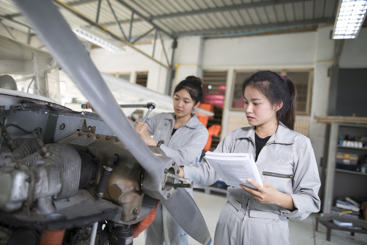 Marketable Careers In Aerospace Engineering
