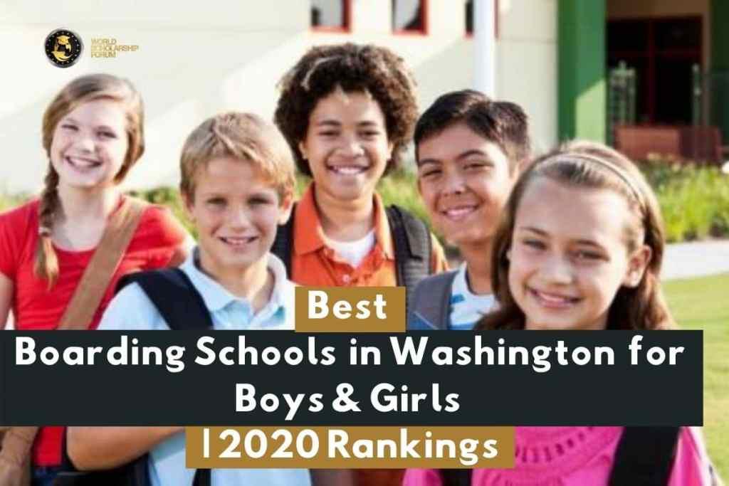 Best Boarding Schools in Washington for Boys & Girls | 2020