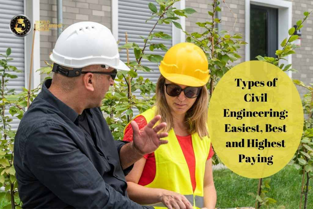 Types of Civil Engineering_ Easiest, Best and Highest Paying