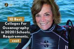 colegios para la oceanografía