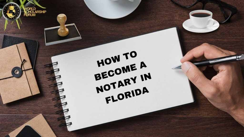How To Become A Notary In Florida: Schools, Licenses, Salary, Cost, Requirements