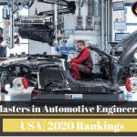 Másters en universidades de ingeniería automotriz
