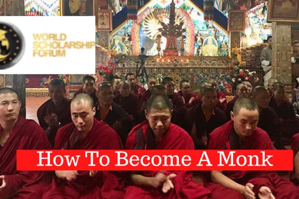 cómo convertirse en monje