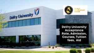 devry-université-classement-acceptation