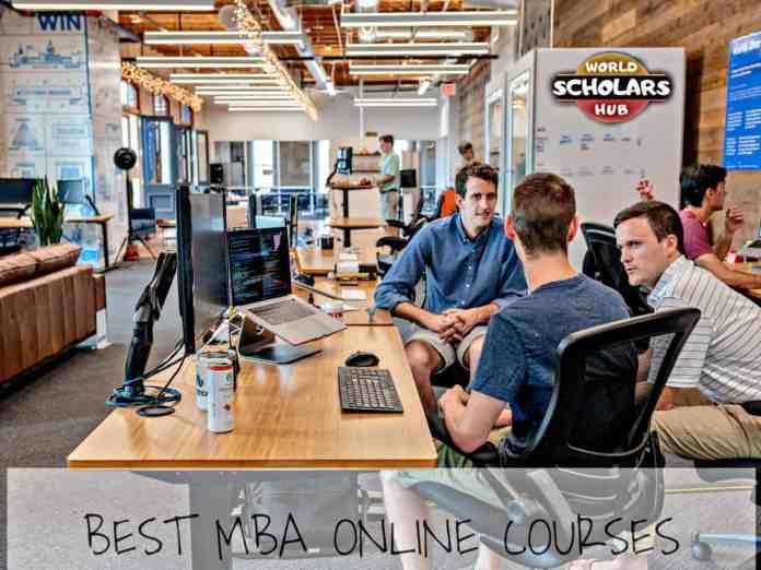 Best MBA Online Courses