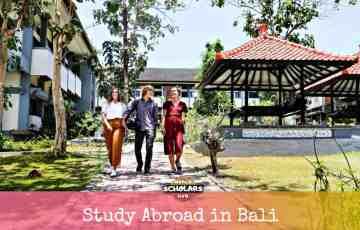 Study Abroad Bali