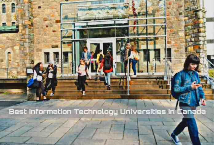 Best Information Technology Universities in Canada