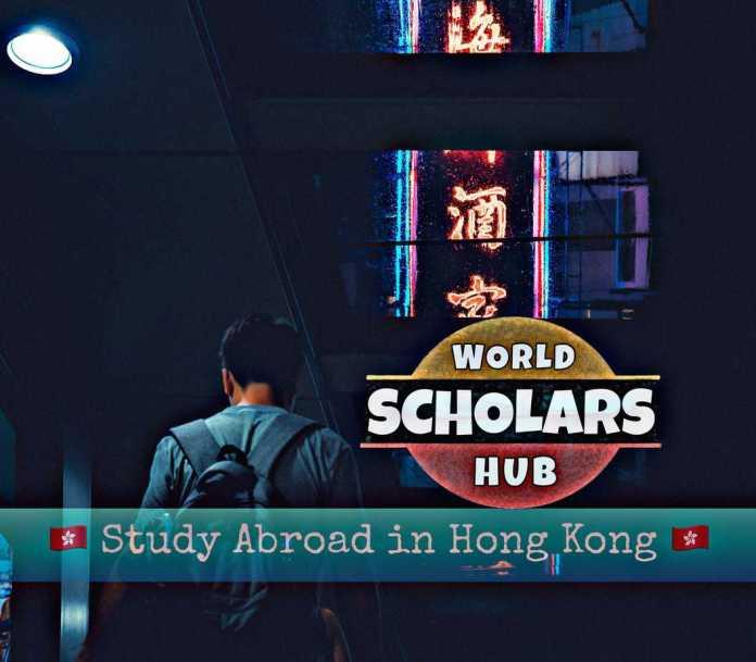Study Abroad in Hong Kong