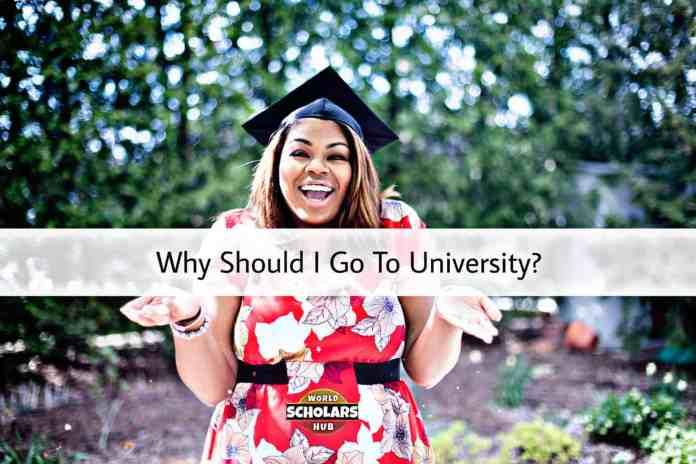 why should I go to university
