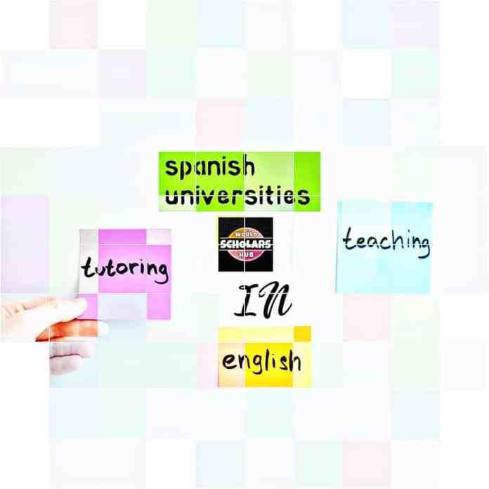 Spanish Universities that Teach in English