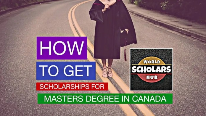 How to Get Scholarships for Masters in Canada