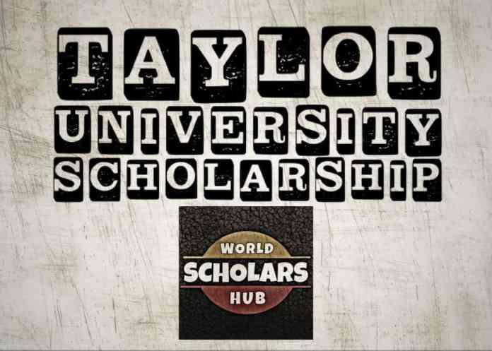 Taylor University Scholarship