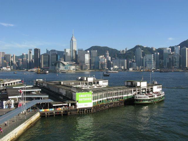 香港スターフェリー