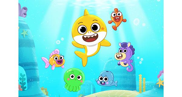 Nick Preps Child Shark Film - Tvkids