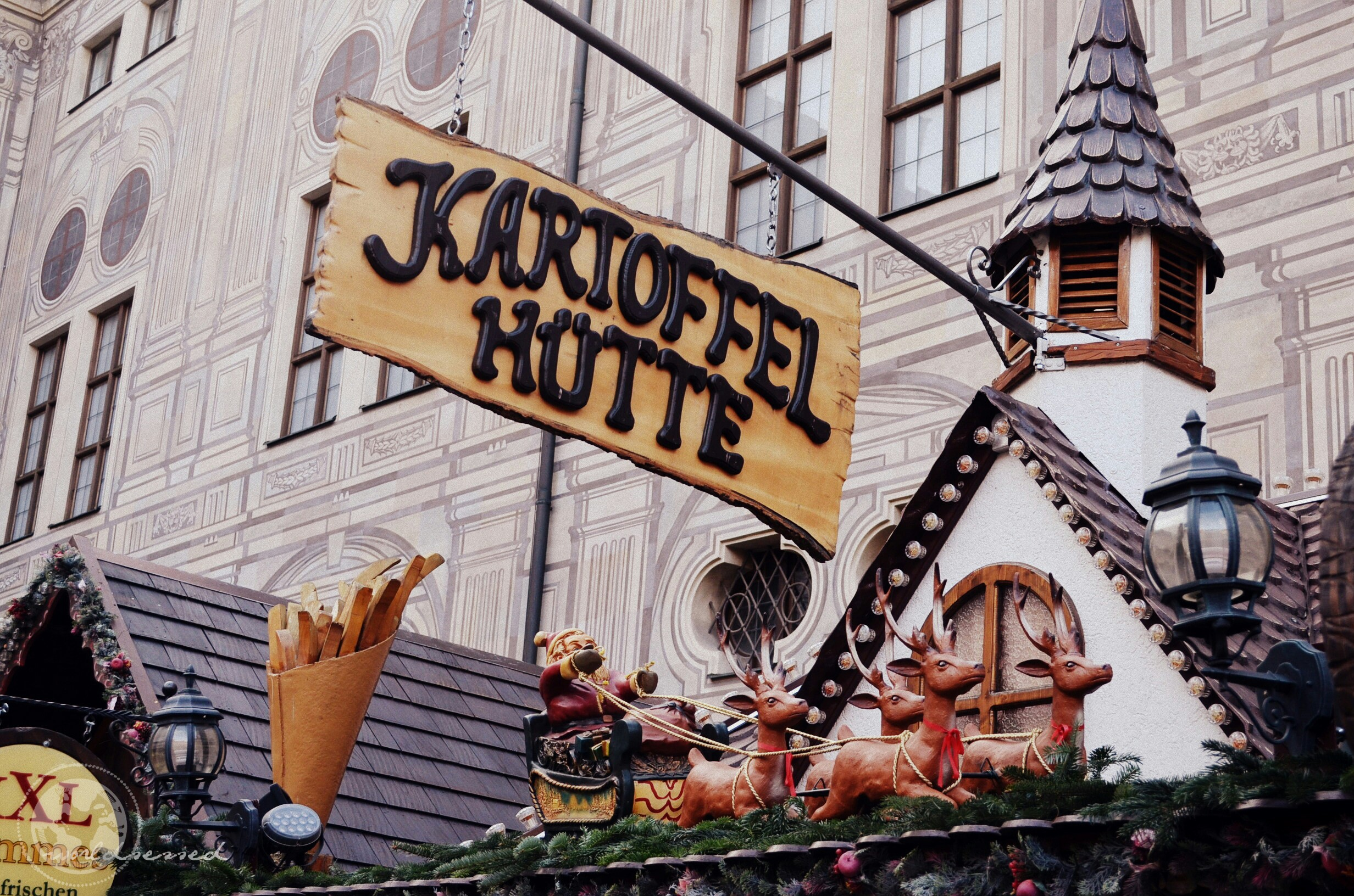 My favourite Christmas markets in Munich